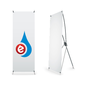 X-Banner display economico