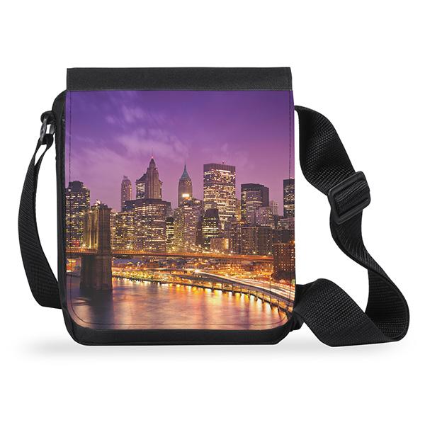 bandolera impresa personalizada ideal para tablet