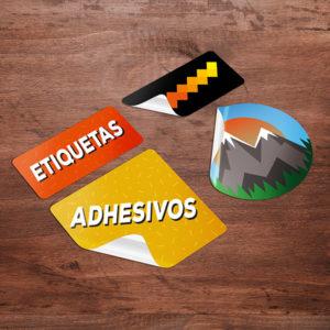 ETIQUETAS Y ADHESIVOS