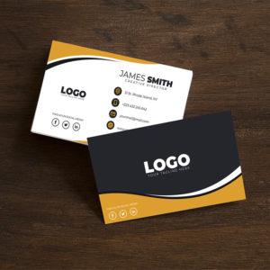 impresion de tarjetas de visita bussines card